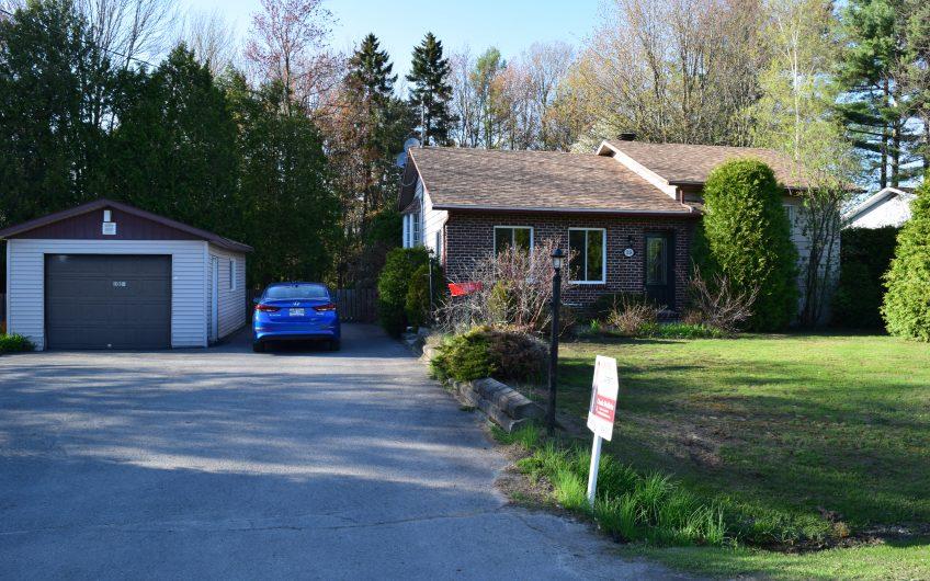 maison+ garage+16 000pc