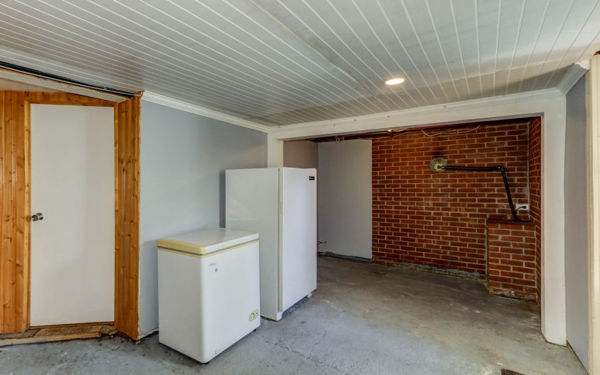 Maison + Grand garage